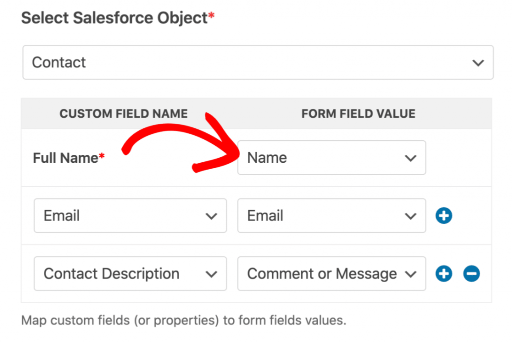 salesforce-wpforms-addon-field-mapping